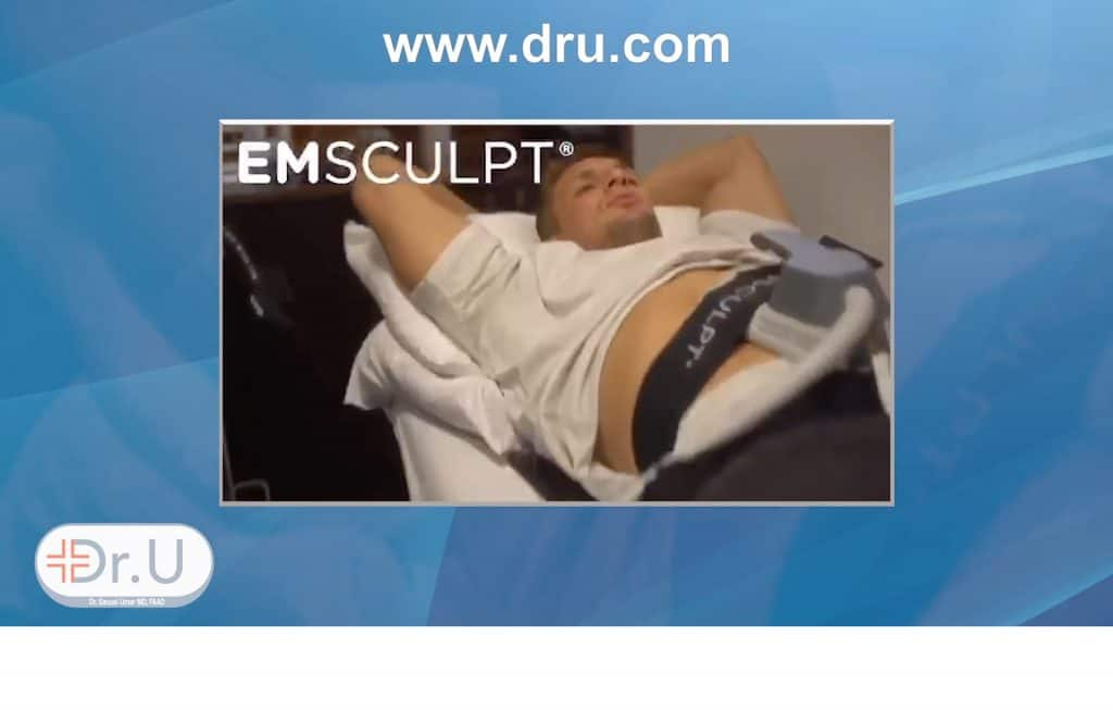 Celebrity Use Of Emsculpt For Toned abdomens: Rob Gronkowski